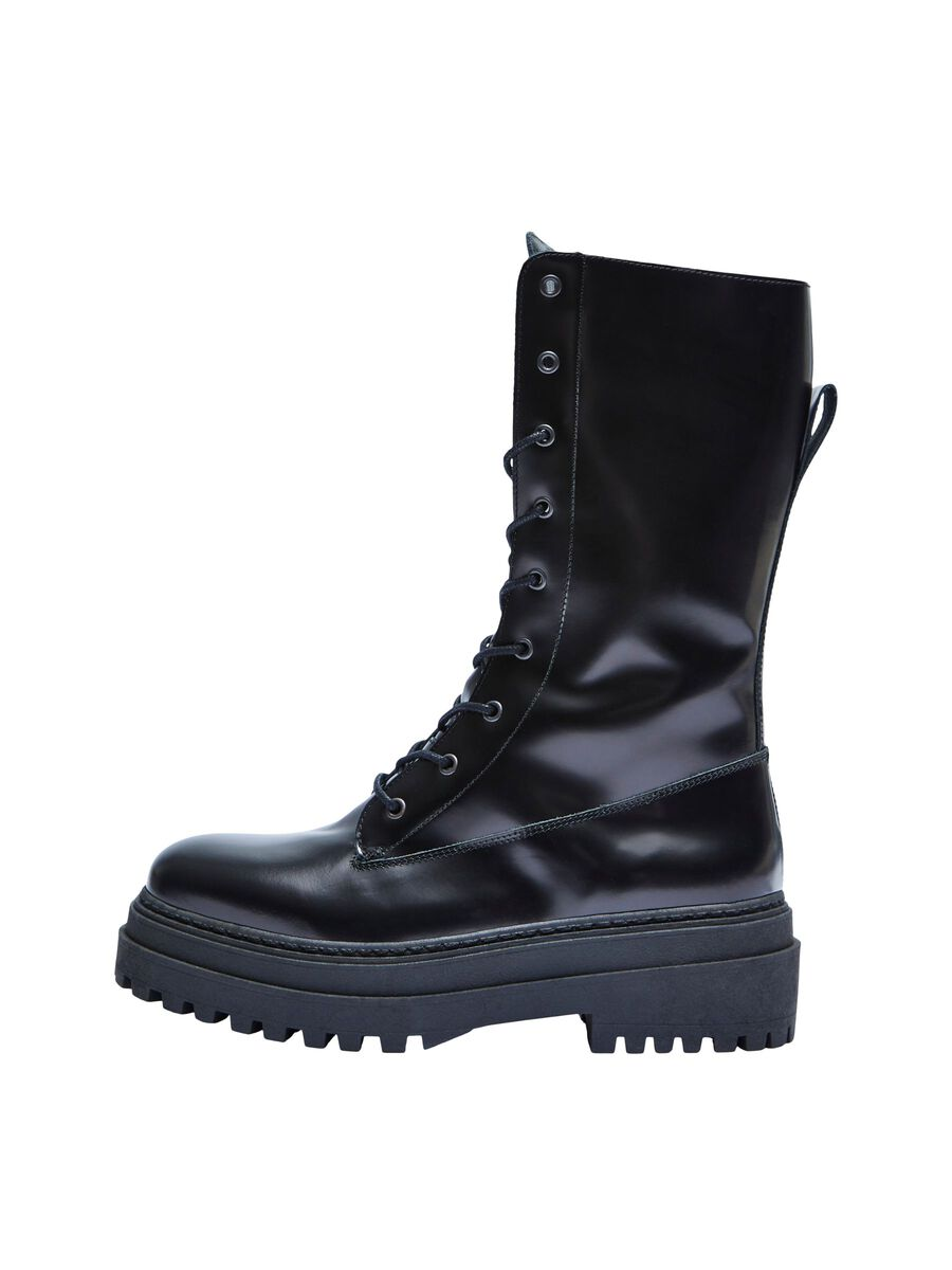 Selected CHUNKY LONG BOOTS, Black, highres - 16083519_Black_001.jpg
